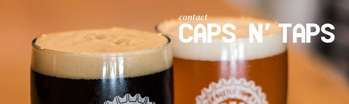Contact Caps N Taps